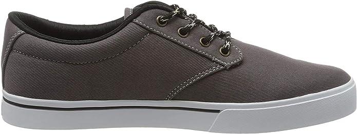 Etnies Jameson 2 Eco Sneakers Skateboardschuhe Grau/Weiß