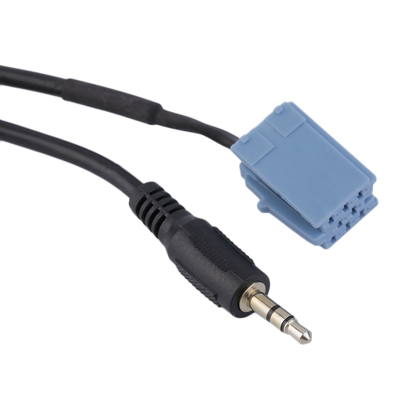 Monllack Aux Kabel Auto Audio Adapter Teile Audio F/ür Blaupunkt Autoradio 2000-2010 BLA-3.5MM.Cable Auto Audio Adapter