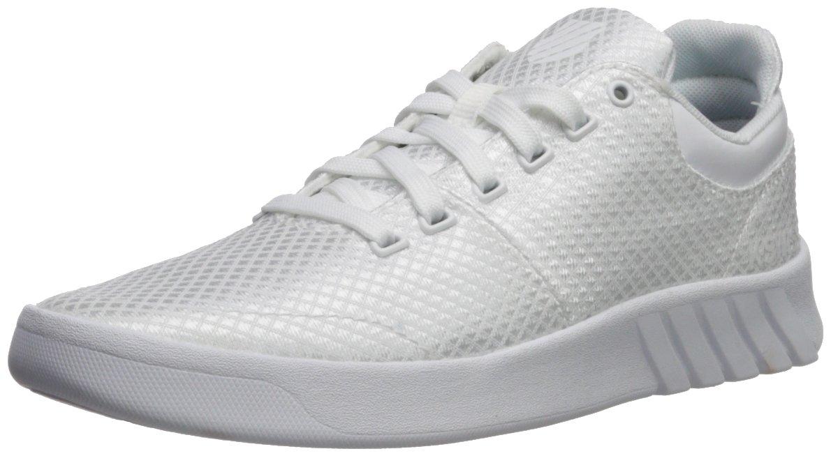 K-Swiss Women's Aero Trainer T Sneaker White, 10 M US