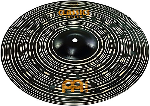 Meinl Cymbals CC19DAC Classics Custom 19-Inch Dark Crash Cymbal (VIDEO) by Meinl Cymbals