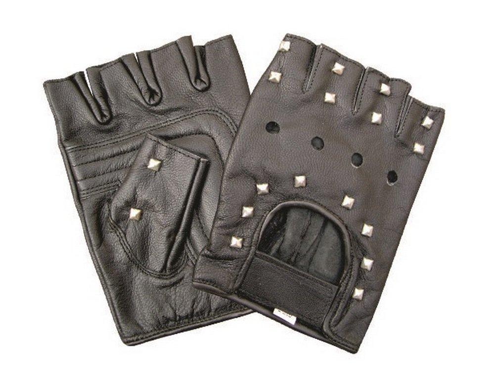 Unisex Adult AL3005 Fingerless glove 3X-Large Black