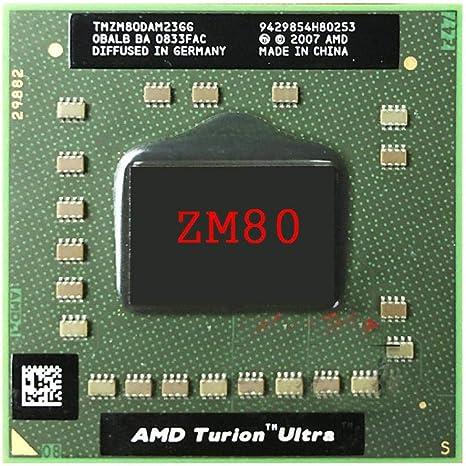 AMD Turion X2 Ultra ZM-80 2.1GHz Dual-Core TMZM80DAM23GG Processor