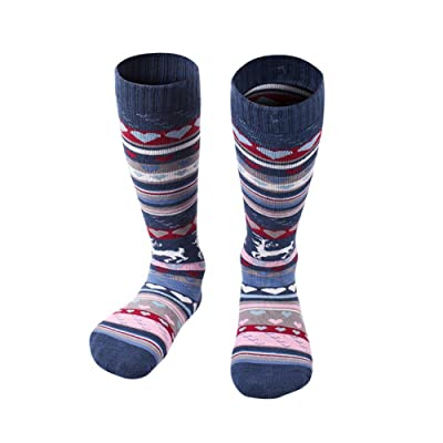 ANONE Kids Boys And Girls Supreme Warm Ski Socks Winter Socks