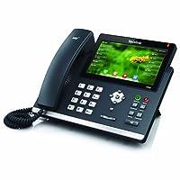 Yealink SIP-T48S Téléphone IP Noir