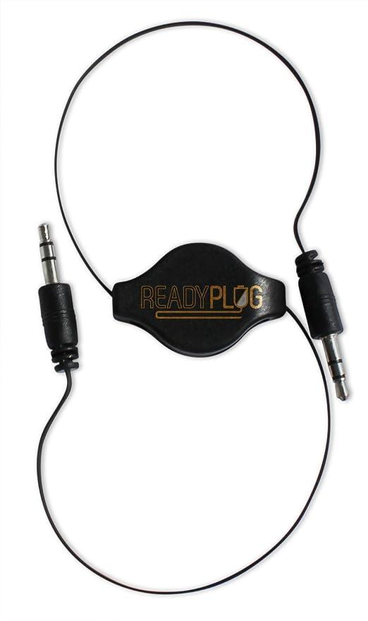 Review ReadyPlug Retractable 3.5mm Audio