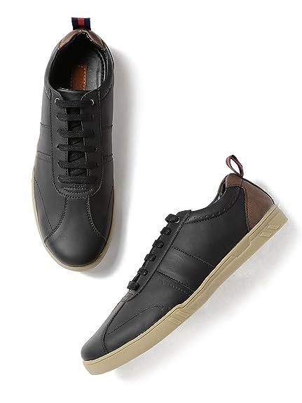 3926a8dd1 Roadster Men Black Sneakers (11UK)  Buy Online at Low Prices in ...