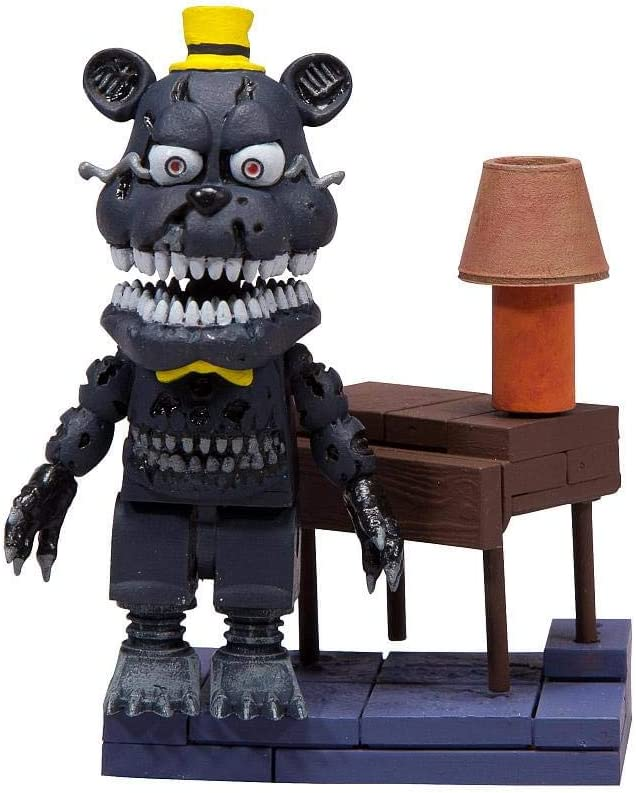 McFarlane Toys Five Nights at Freddy's Micro Right Hall Construction Set