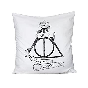 bubbleshirt Cojín Harry Potter - After All This Time? Always ...
