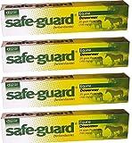 Merck Intervet Safeguard Dewormer Paste for Horses, 25gm (4-Pack)