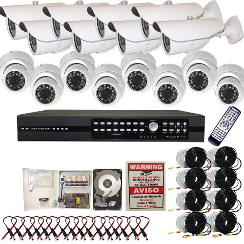 16-Ch-Channel-Security-Surveillance-CCTV-Home-Retail-Store-System-IR-Cameras-2TB