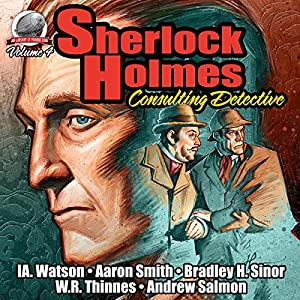 Sherlock Holmes: Consulting Detective Audiobook
