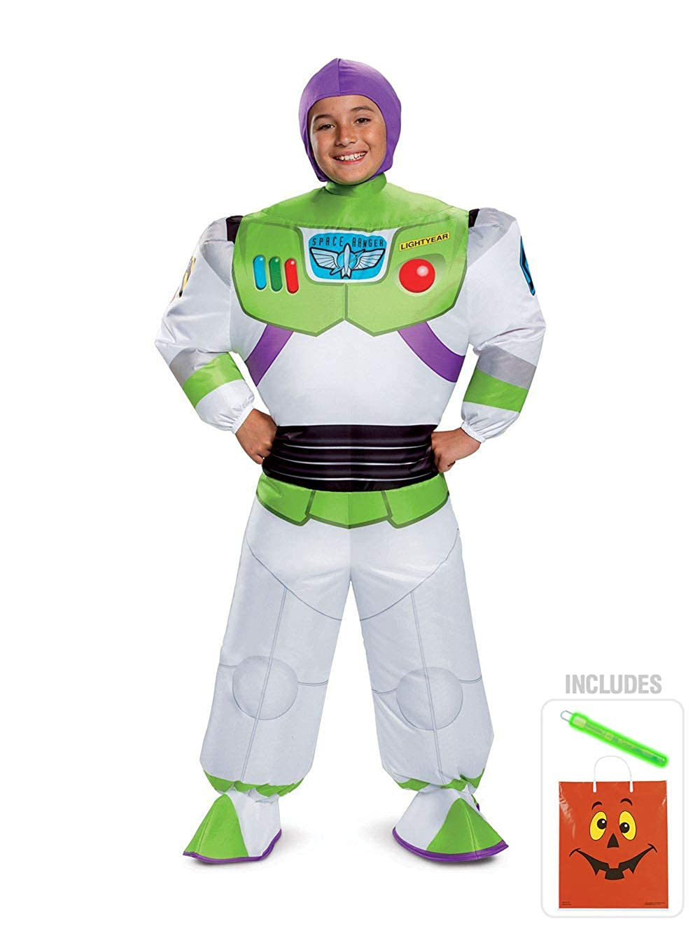 Amazon.com: Toy Story 4 Buzz Lightyear Kit de disfraz ...