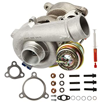 Nuevo Turbo Kit con juntas para turbocompresor AUDI TT Quattro 1.8T (modelos de 2003 - 2006 - buyautoparts 40 - 80590 V1 nuevo: Amazon.es: Coche y moto
