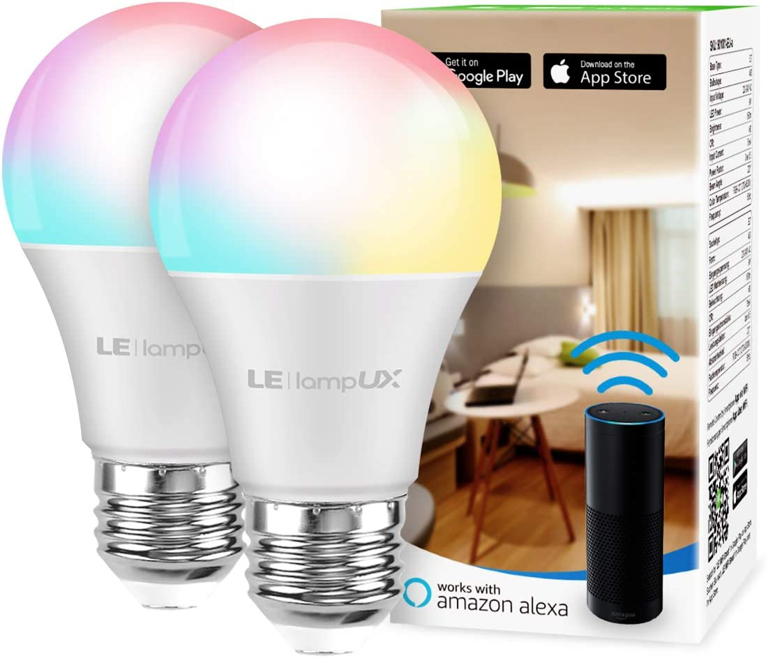 Alexa Smart Light Bulb