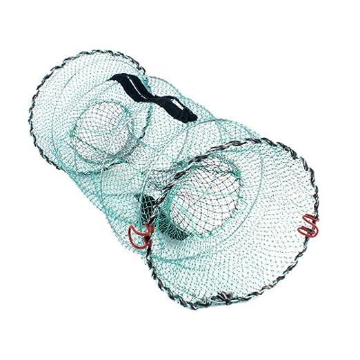 Benbzh-Muebles Redes De Pesca Jaula De Pescado Plegable Malla Fina ...