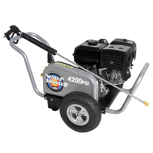 Simpson agua Blaster comercial Gas Powered limpiador a presión ...