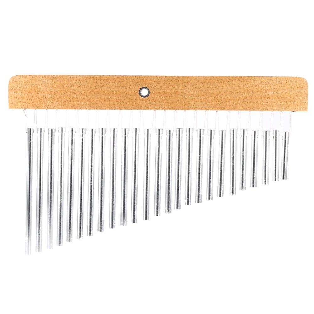 Ammoon Carillon de 25/barres de m/étal pour un ensemble dinstruments de musique /à percussion