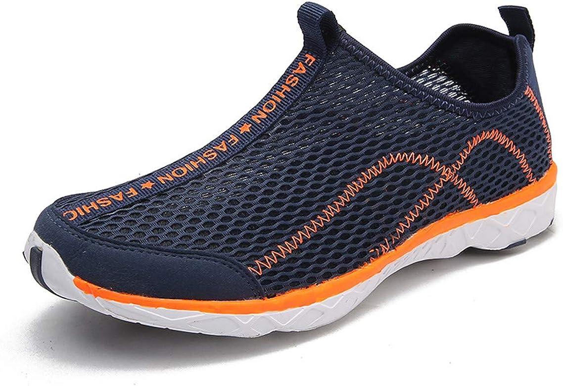 Darringls Zapatillas de Deporte Respirable para Correr Deportes Zapatos Running Hombre Zapatillas Running para Hombre Aire Libre y Deporte Transpirables Zapatos Gimnasio Correr Sneakers Verde 39-46: Amazon.es: Ropa y accesorios