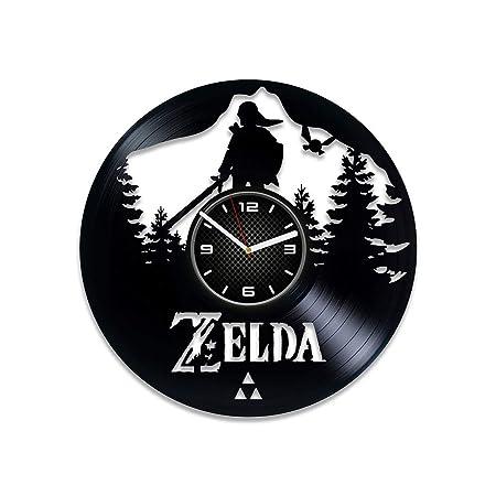 Kovides The Legend of Zelda Reloj Zelda Regalo para Hombre ...