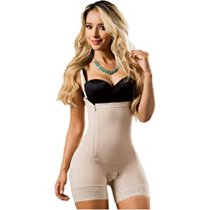 LT.Rose 21111 Bodysuit Butt Lifter Shaper for Women | Fajas Colombianas