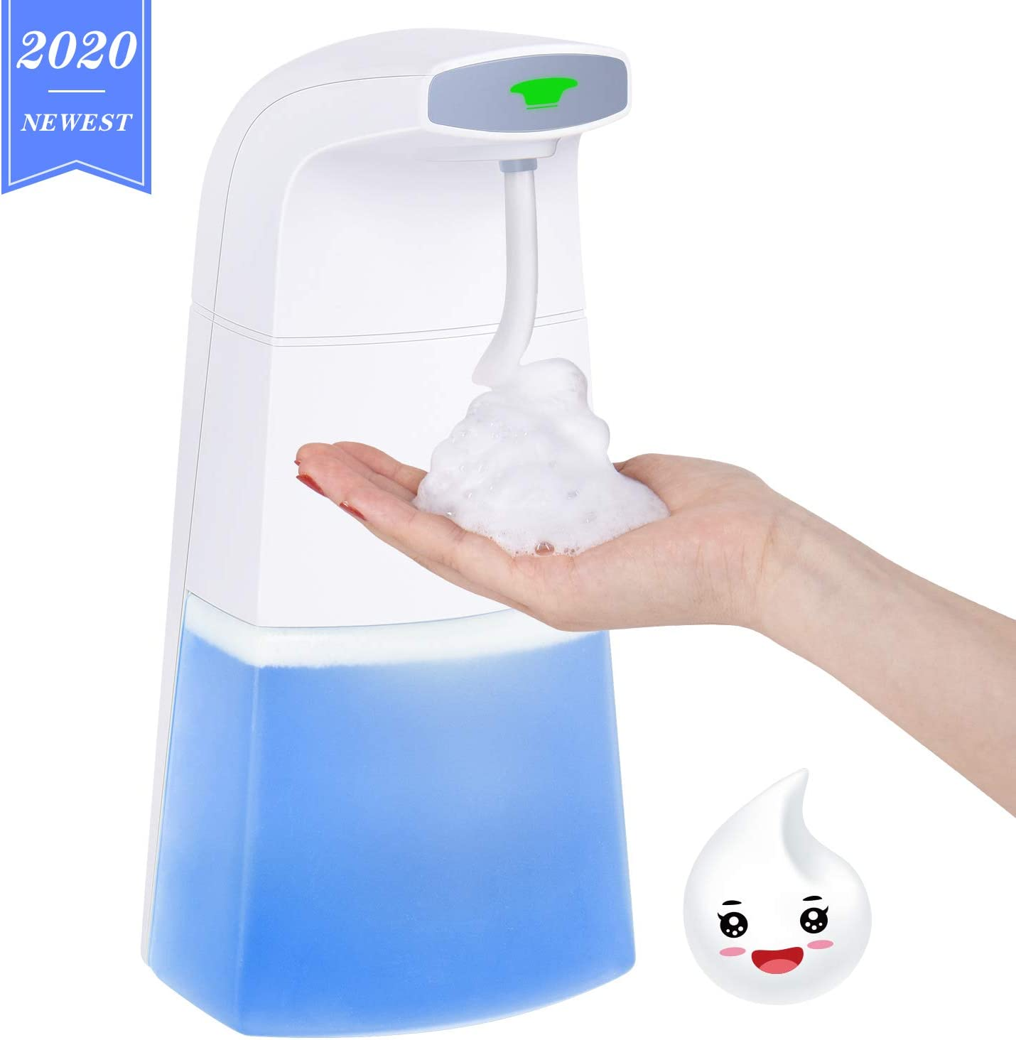 Automatic Soap Dispenser Foaming Touchless Electric