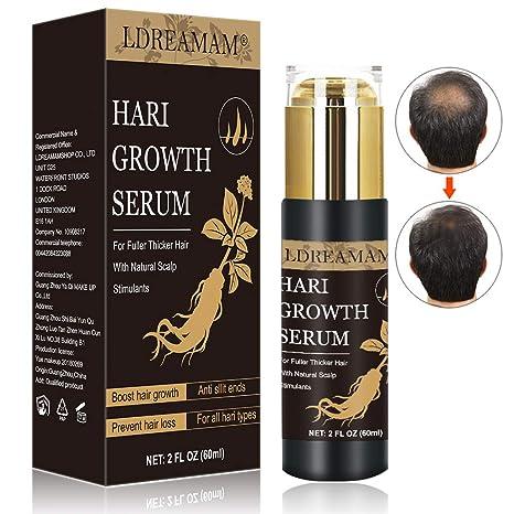 Hair Serum,Aceite para Crecimiento del Cabello,Crecimiento del Cabello,Tratamiento para el