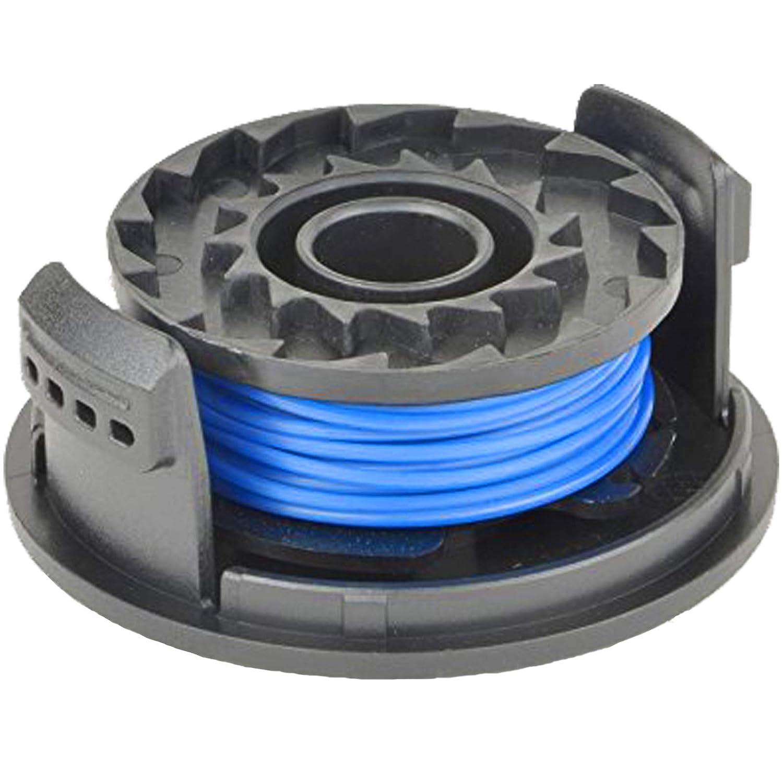 Spares2go - Bobina de hilo y cubierta para cortadora Bosch Art 23 ...