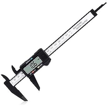 Vernier caliper Pied A Coulisse Digital 150mm De Precision Numerique Ecran LCD