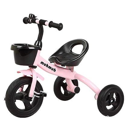 Mysida Kids Bikes Bicicleta de Tres Ruedas para niños ...