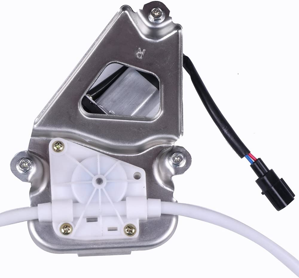 cciyu Front Right Power Window Regulator with Motor Fits for 2002-2005 Jeep Liberty 55360030AM 55360030AB