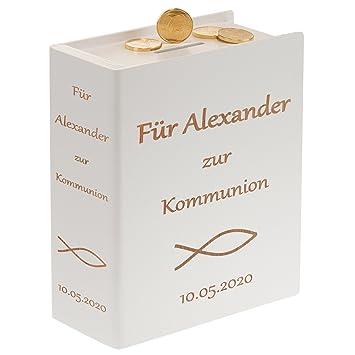 Sparbuch Zur Kommunion Weiss Geldgeschenke Originell Verpacken