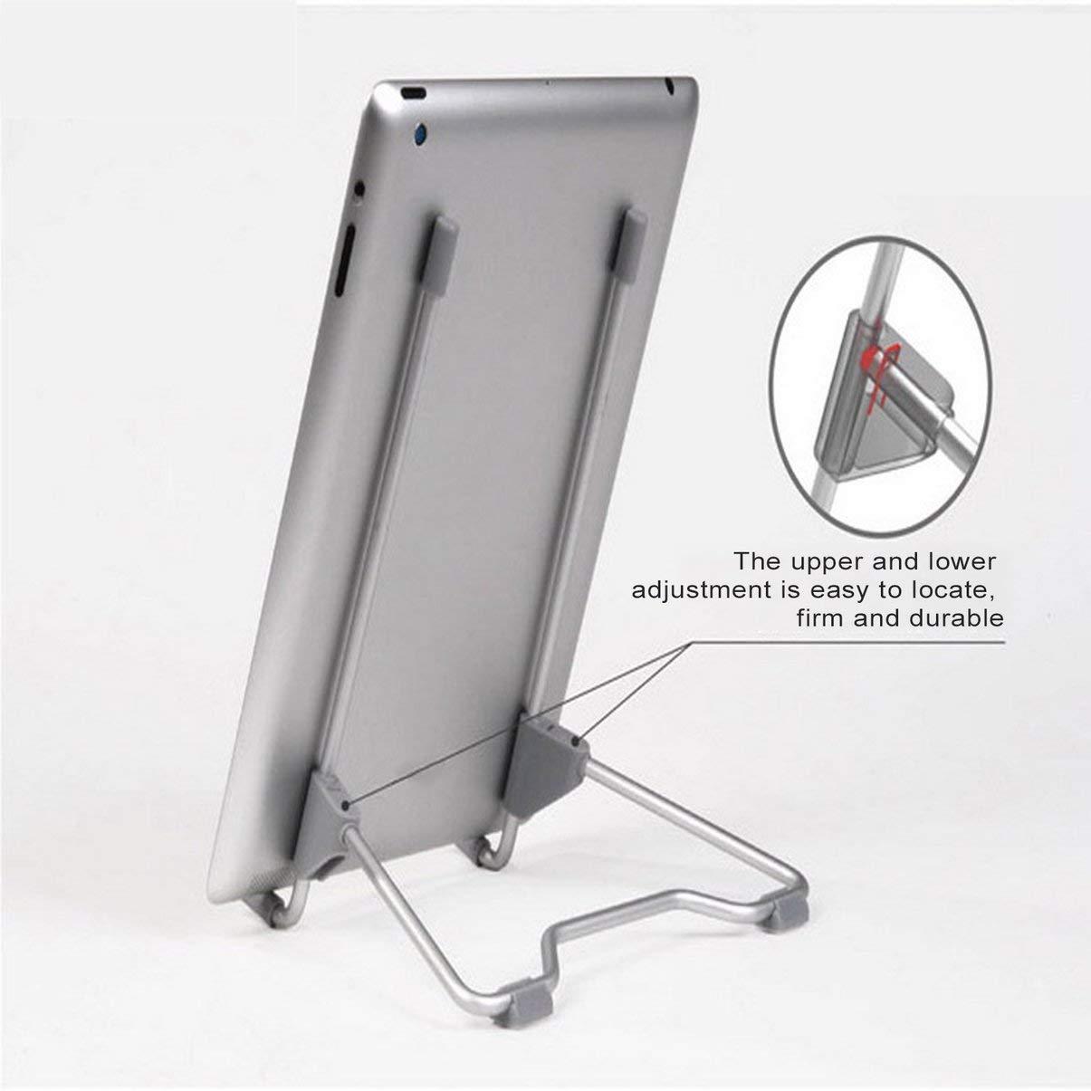 Multifunctional Folding Portable Tablet PC Laptop Stand Universal Adjustable Desktop Computer Support Bracket Aluminum Alloy