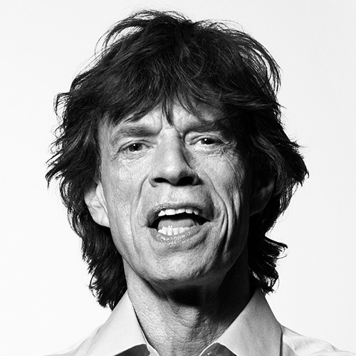 Mick Jagger On Amazon Music