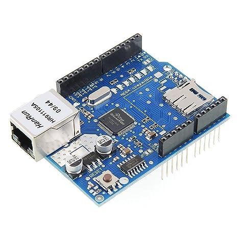 Ethernet Shield W5100 SD Slot Expansion Board New UNO R3 Board