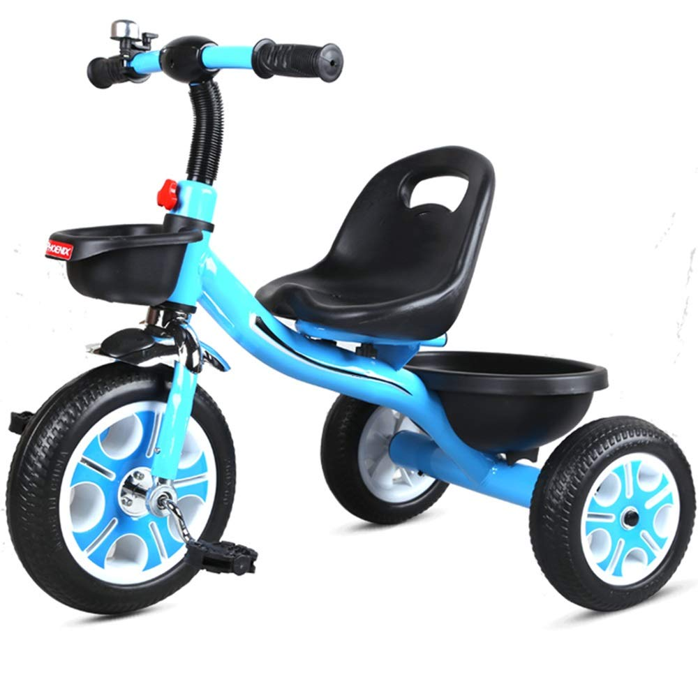 完璧 Axdwfd 子ども用自転車 子供のトライク1-5歳の男の子女の子赤ちゃん幼児三輪車 子ども用自転車、男の子と女の子のためのギフト B07PWBL26X 青 青 B07PWBL26X, 小林時計店:8e9e0cce --- senas.4x4.lt