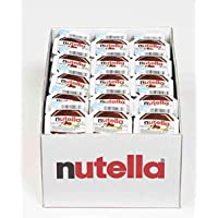 Deals on 120-Pack Nutella Chocolate Hazelnut Spread 0.52oz