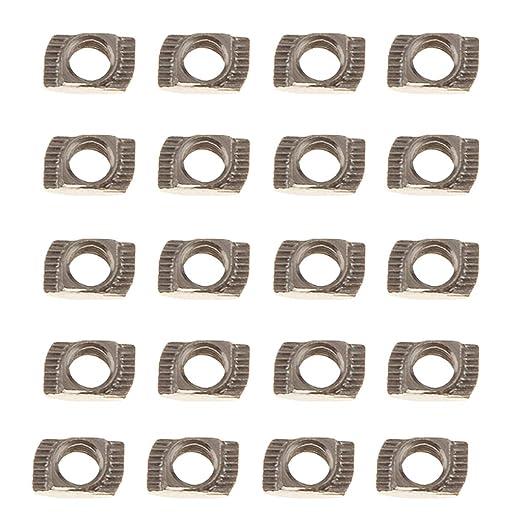 Repuesto T Tipo máquina impresora 3d bloque de tuerca deslizante ...
