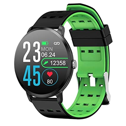 Amazon.com: Youtree Smart Watch, Bluetooth Smart Watch ...