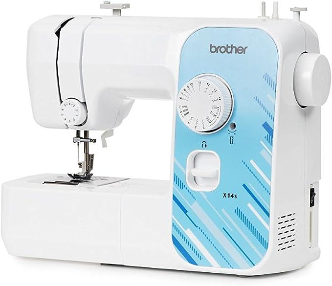 Brother X14 - Máquina de coser con 16 programas: Amazon.es: Hogar