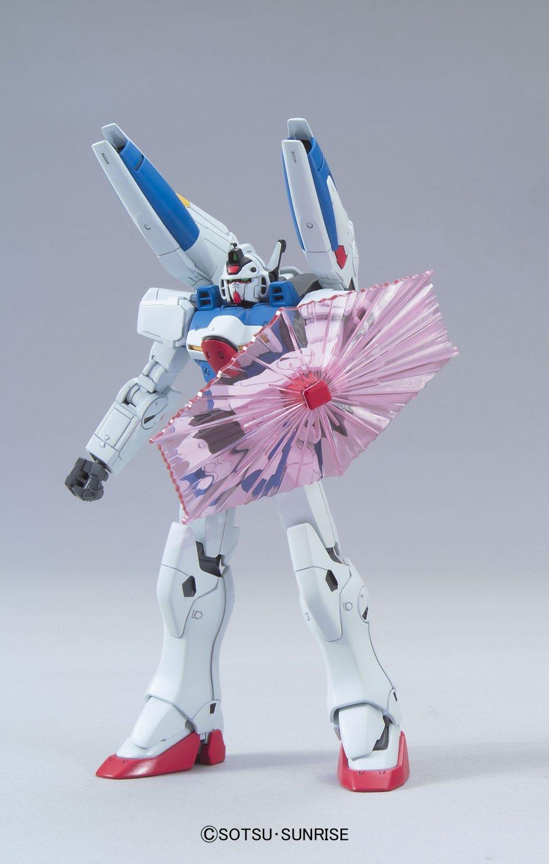 Bandai Hobby Hguc V Dash Gundam Victory Model Original Kits Sd Kit 1 144 Scale Toys Games