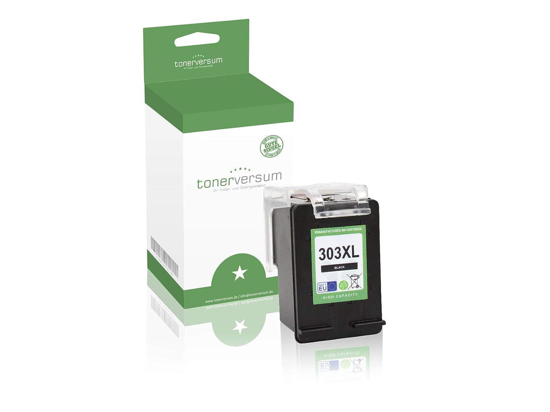 Tonerversum - Cartucho de Tinta Compatible con HP 303XL para ...
