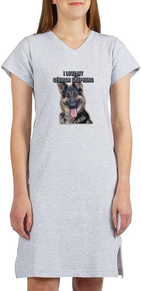 CafePress German Shepherd Nightshirt