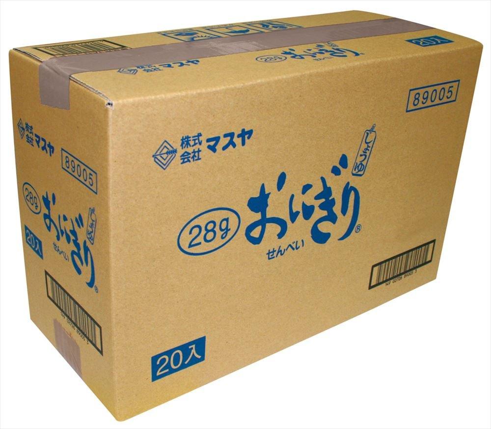 Masuya 28g rice balls rice crackers 28g ~ 20 bags by Masuya (Image #3)