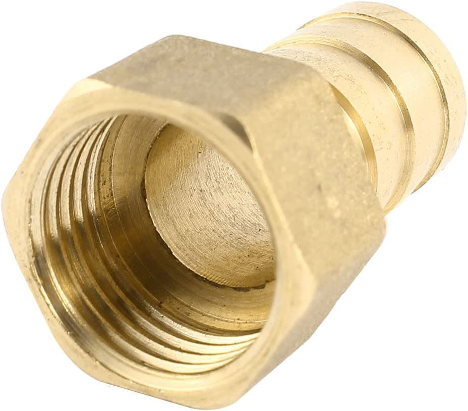 """Fuel Oil Gas BSP Taper Thread x Hose Tail End Connector 1//8/"""" To 1'' Water"""