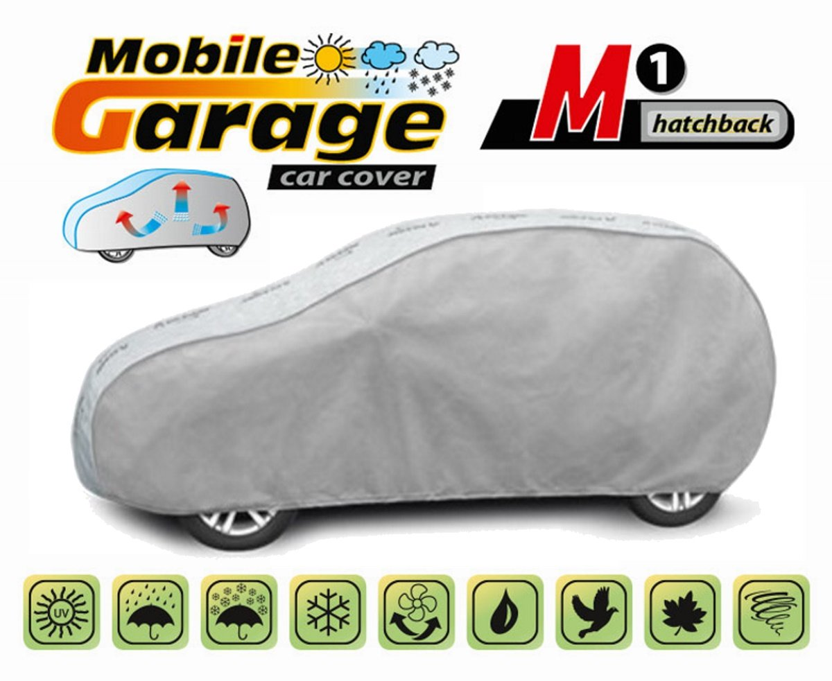 Mini Cabrio 2004-2009 Autoplane MOBILE M1 Vollgarage Ganzgarage