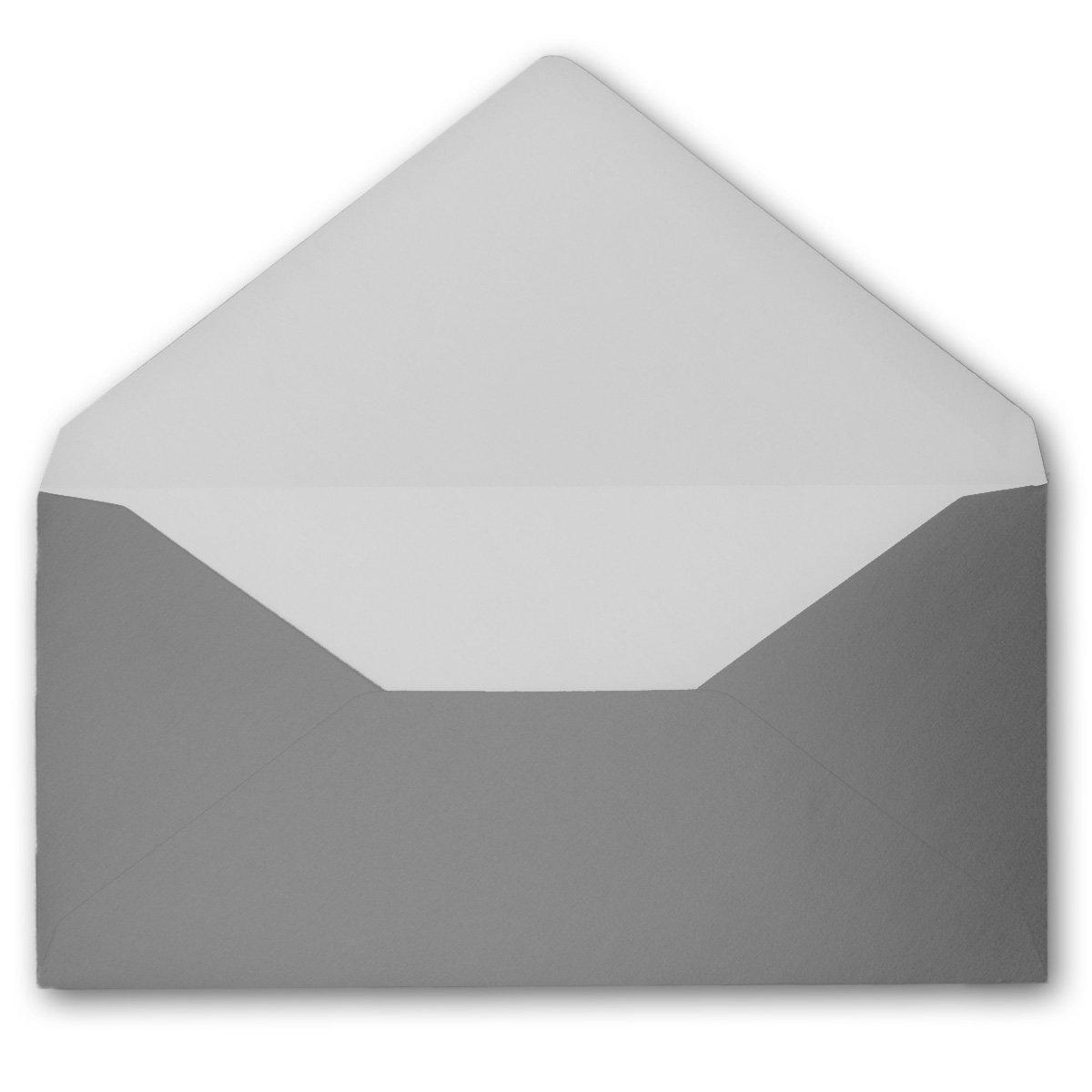 250 Brief-Umschläge Bronze Bronze Bronze Metallic DIN Lang - 110 x 220 mm (11 x 22 cm) - Nassklebung ohne Fenster - Ideal für Einladungs-Karten - Serie FarbenFroh® B0784D1ZRJ | Spielzeugwelt, glücklich und grenzenlos  5d02cb