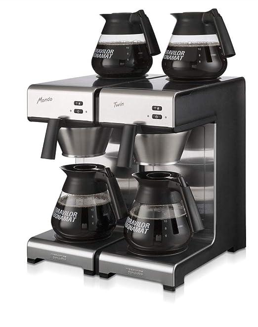 Bonamat-Cafetera Mondo Twin 230V: Amazon.es: Hogar