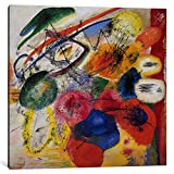 Museum quality Black Lines by Wassily Kandinsky Canvas Print. Out of passion for art, iCanvas handcrafts the highest quality giclee art prints, using only premium materials. The art piece comes gallery wrapped, ready for wall hanging with no addition...