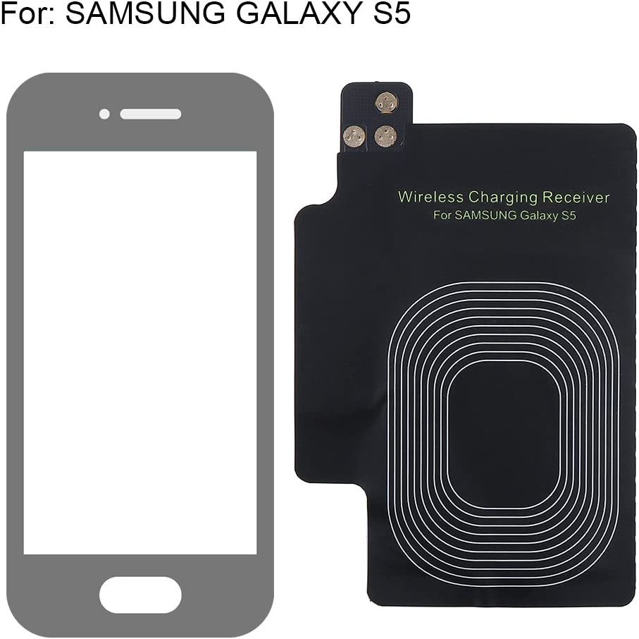 Amazon.com: DiGiYes Cargador inalámbrico Qi receptor, S5 ...