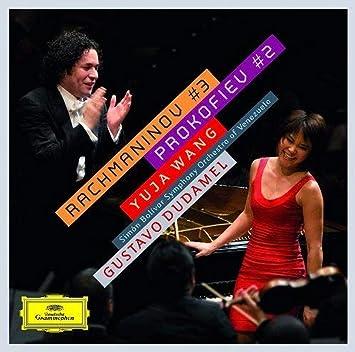 ラフマニノフ:ピアノ協奏曲第3番、プロコフィエフ:ピアノ協奏曲第2番(SHM-CD)